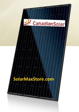 High Efficiency Power Canadian Solar 295w Solar Panel
