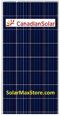 330 Watt Canadian Solar Cs6u 330p Maxpower Solar Panel 72 Cell