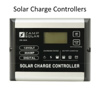 Zamp Solar - Solar Charge Controllers