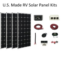 Zamp Solar Roof Mount Solar Kits