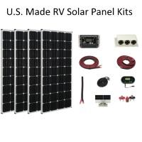 Zamp Solar 12 Volt Solar Panel Kits For Rv Marine Cabins