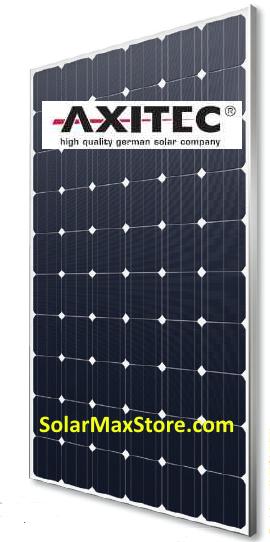 Axitec Axipremium 360w Mono Solar Panel Ac 360m 72s
