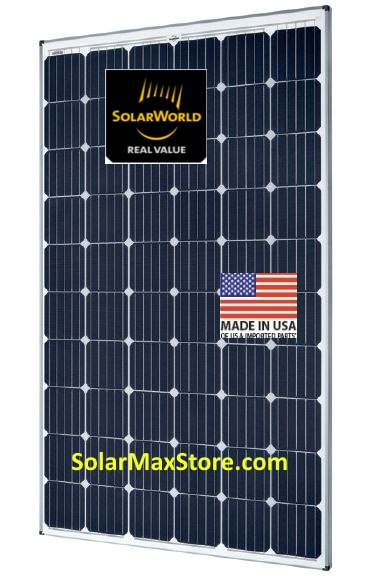 Solarworld Sw300 Plus Mono 5bb 300w Sunmodule Plus Mono 60