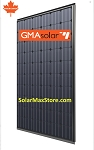 GMA Solar 280 Watt Mono Solar Panel | Black Frame | Black Backsheet -BoB | 60 Cell