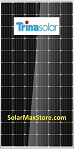 Trina 360 W Mono TallMax Plus Solar Panel | Silver Frame | White Backsheet (BoW) | 72 Cell