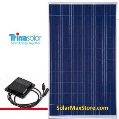 Trinasmart 255 Watt Optimized Solar Panel Tsm 255pd05 082
