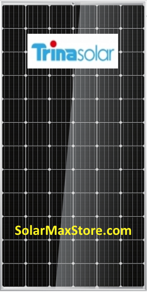 Trina Tallmax Plus 360w Ground Mount Mono Solar Panel