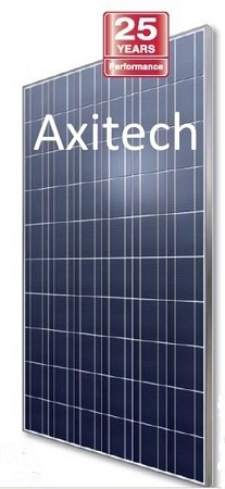 Axitec 245 Watt Poly Solar Panel