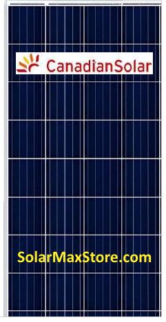 330 Watt Canadian Solar Cs6u 330p Maxpower Solar Panel 72 Cell