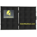 Lion Energy 100 Watt 24V Mono Portable Folding Solar Panel