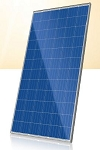 Canadian Solar CS6X-320P 320 Watt Poly Solar Panel - Silver Frame