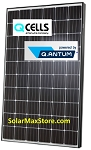 HANWHA Q CELLS USA 305W Mono Solar Panel Q.PEAK | BLK Frame |  BoW | 60 Cell