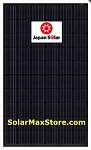 Japan Solar 300 W Mono Solar Panel | Black Frame - Black Backsheet (BoB) | 60 Cell
