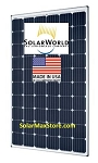 SOLARWORLD 340 WATT MONO SOLAR PANEL - SILVER FRAME | 72-Cell