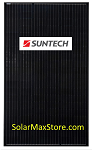 Suntech 310 Watt Mono Solar Panel | Black Frame | Black Backsheet, BoB | 60 Cell HC