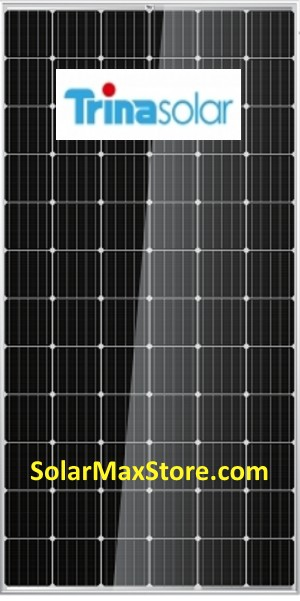 Trina 1500 Volt Tallmax 345w Mono Solar Panel Tsm De14a Ii